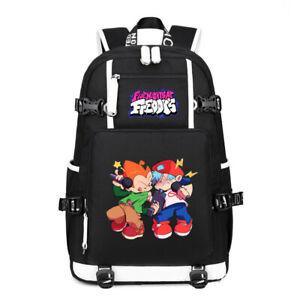 Friday Night Funkin FNF backpack school bag Durable laptop bag rucksacks Mochila