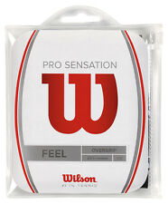 Wilson Pro Sensation Tennis Racquet Racket Overgrip 12 Pack