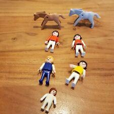 playmobil Baby Figuren zu 5300 Sammlung western Kinder pony
