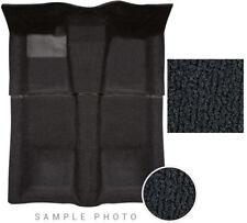 66-70 Mopar B Body Carpet Set 600 Series 601 Black Manual Transmission