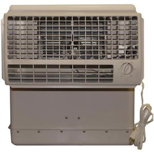 Champion Cooler Outdoor Window Evaporative Cooler 2800 CFM 2-Speed (With Motor)