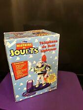 Disney Toy Story Vintage Buzzlight year Landline telephone Brand New In Box