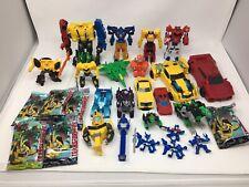 Transformers Robots In Disguise Lot Ultra Bee Underbite Blurr Grimlock Drag Beak