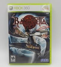 Bayonetta (Microsoft Xbox 360, 2010) TESTED IN EXCELLENT CONDITION!!