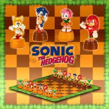 SONIC  - Jeu d'Echecs (Chess Game) Tailqs Kni PVC