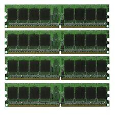 New! 8GB 4X2GB Dell Dimension E520 Desktop Memory DDR2 PC2-5300 Memory
