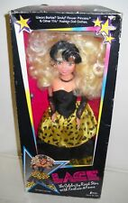 #380 NIB Vintage CREATA LACE Celebrity Rock Star Doll Blonde