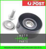 Fits NISSAN NV350/URVAN/CARAVAN E26 2012- - Engine Belt Pulley Idler Bearing