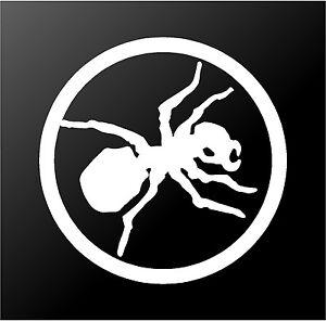 The Prodigy Ant Logo Techno Electro Vinyl Decal Car Window Speake Laptop Sticker