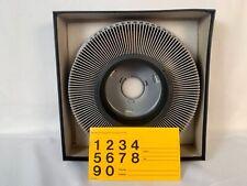 Kodak Carousel Transvue 140 Slide Tray Chargeur in Box