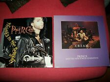Lot PRINCE 2x 12'' maxi CREAM + THIEVES IN THE TEMPLE 1990 1991