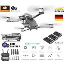 Faltbar Drohne mit 4K HD WIFi Kamera 2.4G FPV Mini Selfie RC Quadcopter Drone De
