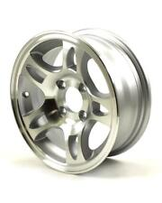 "8X7 4-Lug on 4/"" Galvanized Bell Trailer Wheel-WS815"