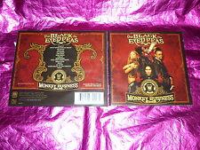 THE BLACK EYED PEAS : MONKEY BUSINESS : (CD, 15 TRACKS, 2005)