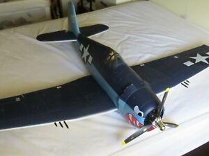 RARE FMS F6F HELLCAT 1400mm RC WARBIRD PNP