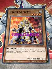 Carte Yu Gi Oh CROISE SUPREME LEDD-FRA13 x 3