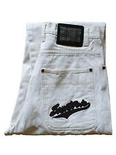 Southpole Worker-Baggyjeans (RN 82628) W32 sandfarben in Topzustand