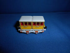 19th Century HISTORIC FIRST CLASS TRAIN CAR Plastic Kinder Surprise Egg N Scale