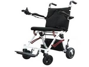 18kg Portable High Quality 500W Lightweight Electric Power Black Wheelchair
