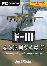 Aardvark F-111- MS FSX or P3DExpansion Pack - PC DVD by Just Flight