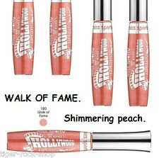 Hollywood Lipgloss Lip Gloss & Hollywood Forever Upto 8hr Wear Miss Sporty 120 Walk of Fame