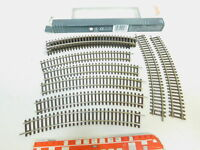 BN334-0,5# 12x Roco H0/DC 42423 Gleis/Gleisstück gebogen R3, OVP