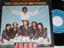 """7"""" - Tielman Brothers - Jesus Part 1 & Part 2 - 1979 Dutch Killroy # 3344"""