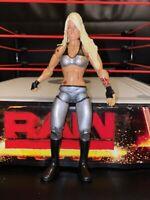 RARE Tna Deluxe Impact Angelina Love Wrestling figure Jakks