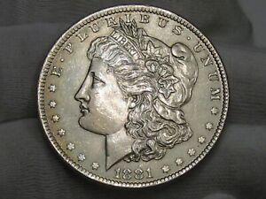 BU 1881-o Morgan Dollar. #33