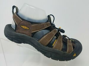 Keen Newport Water Shoe Size 8 Brown Waterproof Sandal