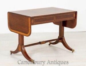 Regency Sofa Table - Arthur Brett Antique Furniture
