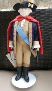 Effanbee George Washington Doll