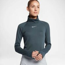 Women's Nike Aeroreact Long Sleeve Running Top Size Small