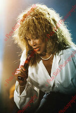 TINA TURNER in concert Woburn 1990! 100 Amazing 6x4 PHOTOS! Foreign Affair tour.