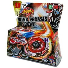 Beyblade Wing Pegasis (Pegasus) BB-121A With Launcher Set - USA SELLER