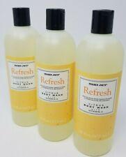 Trader Joe's Citrus Body Wash W/vitamin C 16oz each  3 Bottles (E02)