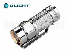 OLIGHT S1 Ti Titanium Baton Cree XM-L2 Magnetic EDC Flashlight POLISH