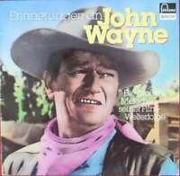 Various - Erinnerungen An John Wayne (LP, Comp) Vinyl Schallplatte - 77622