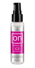 ON NATURAL AROUSAL ICE GEL FOR HER 29 ml BUZZING & COOLING FEMALE ENHANCEMENT