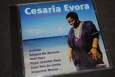 "CESARIA EVORA ""Les Chansons Du Cap-Vert"" CD / BMG - 74321857892"