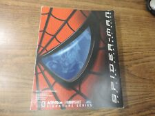Brady Games Spider-Man Official Strategy Guide Covers PS2 Xbox Gamecube Game