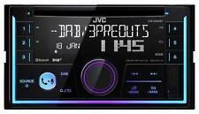 JVC KW-DB93BT Doppel-DIN CD/MP3-Autoradio DAB Bluetooth iPod USB - KW DB93 BT