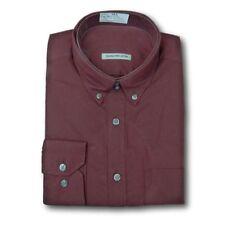 Single Cuff Regular Long Big & Tall Formal Shirts for Men