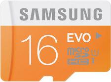 16GB micro SD MicroSD Card Samsung EVO - Galaxy Note Nintendo Switch LG Android