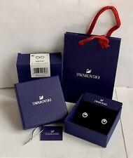 Swarovski Creativity Circle Pierced Earrings  5201707