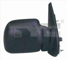 Renault Kangoo 1.2 1.4 1.6 1.9 1997-Onwards Left Black Door Mirror OE 7700304834