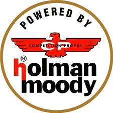 Holman Moody Vintage Drag Racing sticker decal NHRA Rat Rod Street Rod