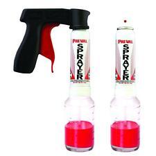 Preval 2 Pack Paint Spray Sprayer Gun Set HVLP Painting Tool Handle Dip Tube New