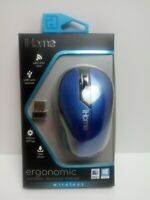 New IHome Wireless Optical Ergonomic Mouse
