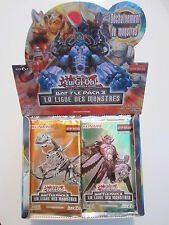 YGO Lot de 12 BOOSTERS de 5 cartes YU-GI-OH Battle Pack 3: La Ligue des Monstres
